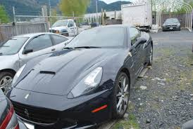 maserati california maserati and ferrari impounded for speeding on sea to sky highway