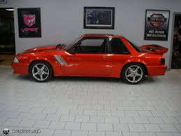 1988 saleen mustang 1993 ford mustang saleen id 6094