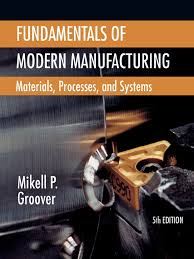 groover fundamentals of modern manufacturing materials
