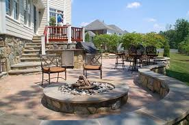Terraced Patio Designs Patio Terrace Ideas Annapolis Md Br Design Build