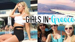 rhodes travel guide book a girls guide to rhodes discover greece travel vlog youtube