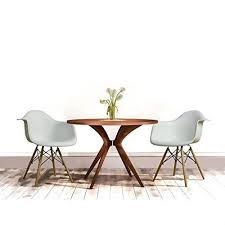 Ergonomic Dining Chairs Ergonomic Dining Chair With Arms In White