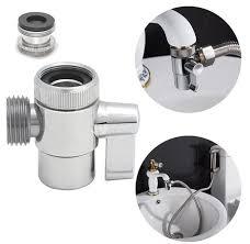 kitchen faucet splitter bathroom kitchen sink faucet ceramic cartridge diverter valve