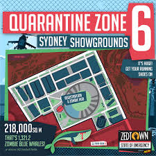 Sydney Map Zedtown State Of Emergency Game Maps
