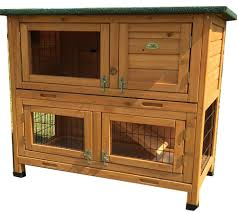 reasonably priced rabbit hutches to keep the creatures safe