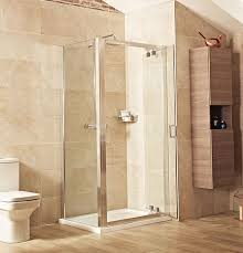 Infold Shower Door by Inward Opening Shower Door Enclosures Roman Showers