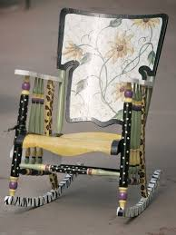 painted chairs images the 589 best images about funky furniture on pinterest rocking
