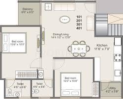 floor plan creation u2013 modern house