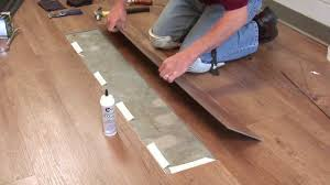 Laminate Floor Repair 4 Plank Tile Replacement Moduleo Lvt Click Flooring Ivc Us