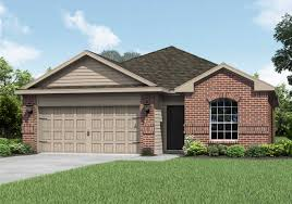 Tilson Home Floor Plans by New Construction Floor Plans In Balch Springs Tx Newhomesource