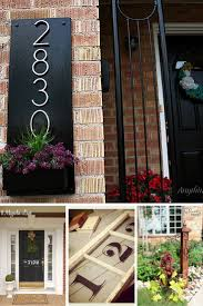 best 25 house address numbers ideas on pinterest address