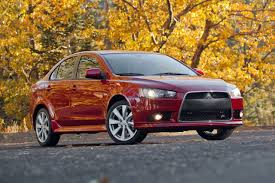used mitsubishi lancer used 2013 mitsubishi lancer for sale pricing u0026 features edmunds