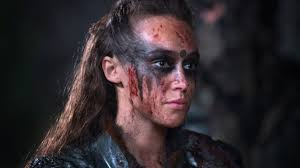 the 100 alycia debnam carey on the lexa clarke relationship and