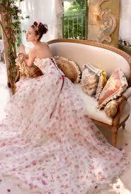 robe de mari e original robe de mariée colorée sélection melle cereza bijoux