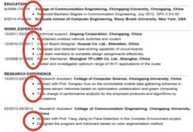 resume bullet points exles lists bullet points the rule of three resume tip of the day josrow