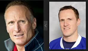 mark shapiro and dion phaneuf long lost father and son imgur