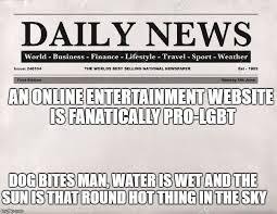Newspaper Meme Generator - newspaper memes imgflip