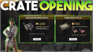 pubg cost battlegrounds gamescom invitational crate opening pubg crate