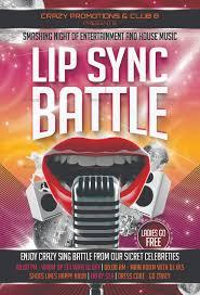 lip sync battle flyer template by designroom1229 graphicriver