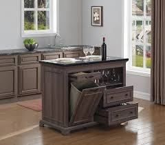 oak kitchen island tresanti the chef weathered oak kitchen island ki5621 48 po22