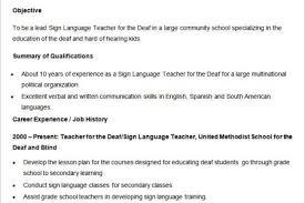 Interpreter Resume Samples by National Interpreter Certification Advanced American Sign Language