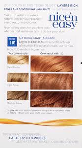 Natural Light Amazon Com Clairol Nice U0027n Easy Hair Color 110 Natural Light