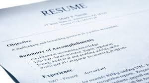 Resume Job Descriptions by List Accomplishments Not Your Job Description On Your Resume
