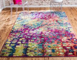 multi color area rugs rug designs