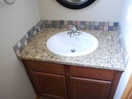 Interior  Bathroom Vanity Backsplash Large And Beautiful Photos - Bathroom vanity backsplash ideas