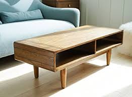 Walnut Coffee Table Hives And Honey Home Mid Century Deco
