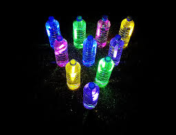 glow in the party ideas for teenagers glow in the bowling family crafts