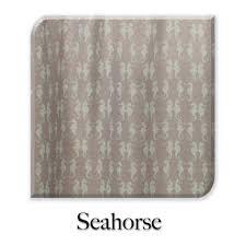 seahorse fabric shower curtain curtain u0026 bath outlet