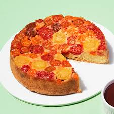 tomato upside down cake rachael ray every day