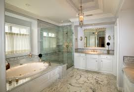 bathroom garden tub decorating ideas with ceiling lighting also