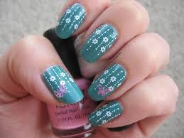 nail cake blue ikat beach tote nail art stamping nail art blog