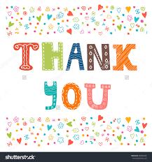 thank you card sles image thank you card design custom thank