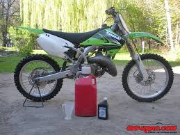 most expensive motocross bike two stroke fuel ratios pre mix myth vs reality off road com