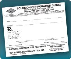 rx systems inc u003e products u003e labels u0026 forms u003e prescription blanks