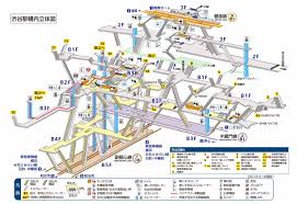 Osaka Train Map Ride The Tokyo Metro Like A Boss With These Apps Deepjapan