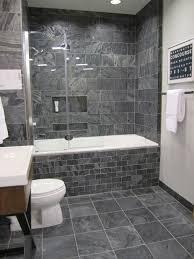 amusing grey tile bathroom stylish ideas houzz home designing