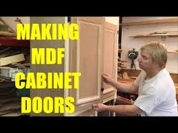 diy kitchen cabinets mdf mdf cabinet doors woodworking