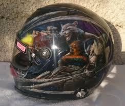 airbrushed motocross helmets www pitstop paint co uk