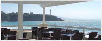 vent d ouest café terrasse en bord de mer bar restaurant cocktails