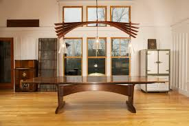 custom dining room table and chandelier woodworking blog