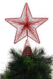 vue jingle bells 3d glitter metal star red myer online