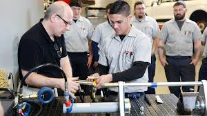 porsche mechanic salary porsche technician training program uti