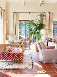 The Polished Bohemia Of Hallie MeyersShyers Home Again - Home again furniture