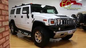 2008 hummer h2 luxury for sale white sedona low miles navigation