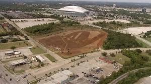 lexus parking at dallas cowboys stadium texas live construction underway dallas news newslocker