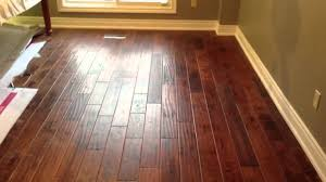 Distressed Flooring Laminate Hand Scraped Hardwood Floors